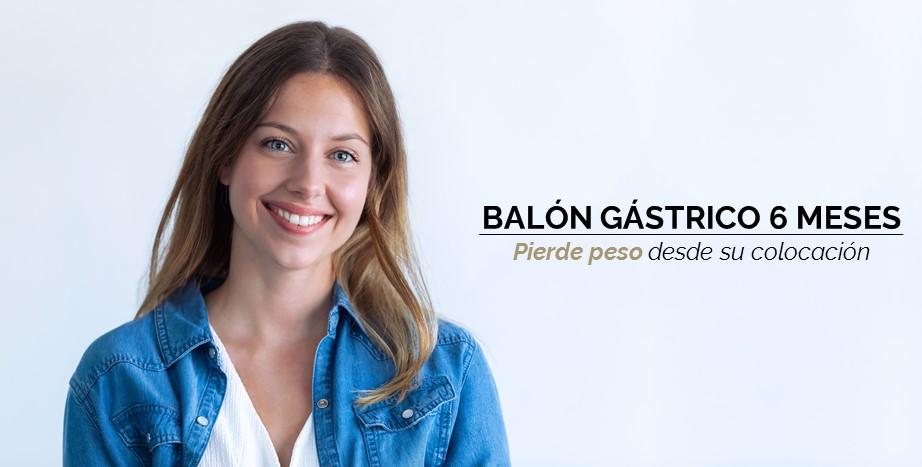 Balón Gastrico 6 meses