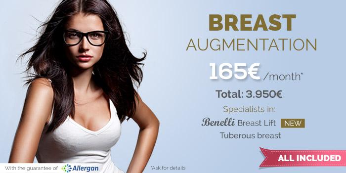 price breast augmentation 2017