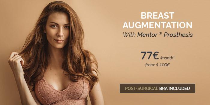 price breast augmentation 2020