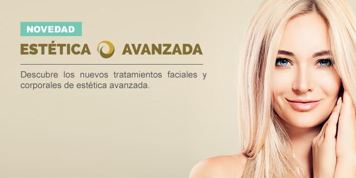 Tratamiento de estética avanzada