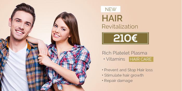 PRP hair treatment price