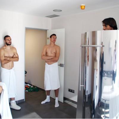 crioterapia medicina deportiva