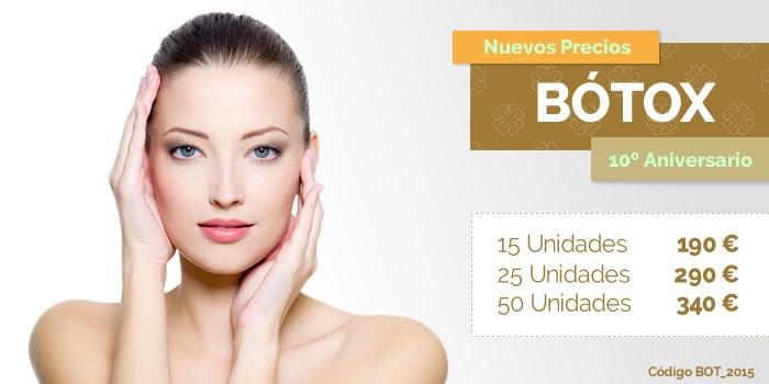 botox precio