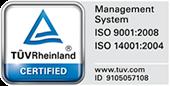 Clínica de estética con certificado ISO 9001 e ISO 14001