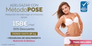 método pose precio 2017