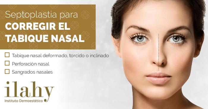 Septoplastia Para Corregir El Tabique Nasal