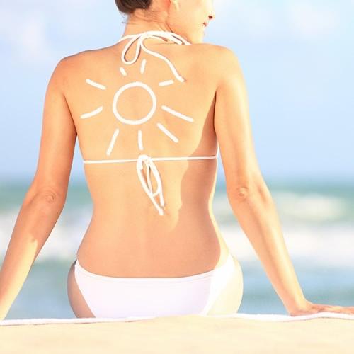Cuidados de la piel en el verano