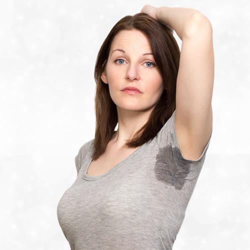 Hiperhidrosis axial, el exceso de sudor en las axilas tiene solución
