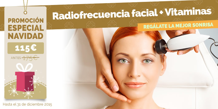 radiofrecuencia facial precio