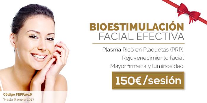 precio PRP facial