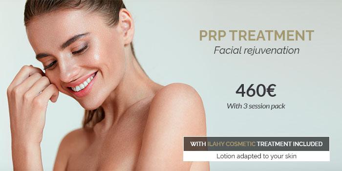 facial PRP treatment