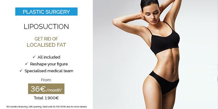 liposuction price 2018