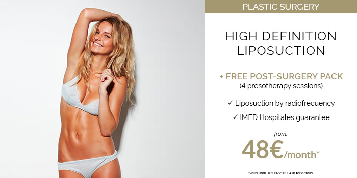 Liposuction to lose weight with a price of 48€/month at