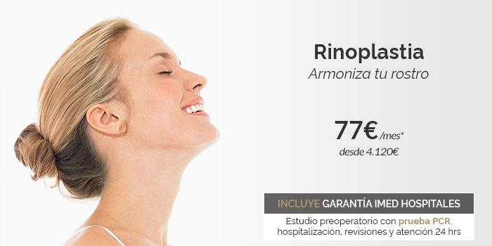 rinoplastia precio 2020