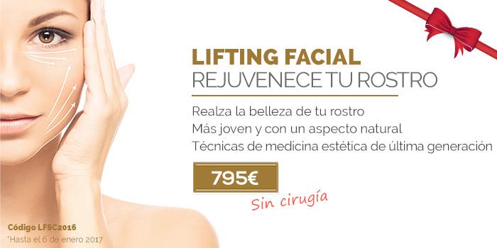 precio de lifting facial sin cirugia