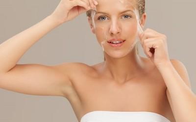 Peeling facial. Segunda piel, una nueva oportunidad