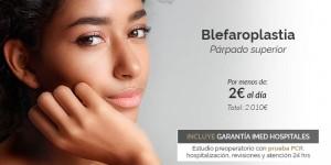 blefaroplastia precio 2021