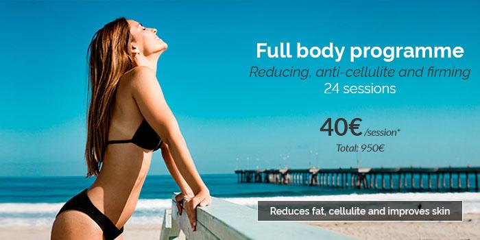 full body treatment price 2020