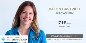 balón gástrico precio 2020