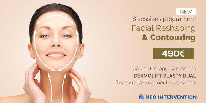 facial contouring price