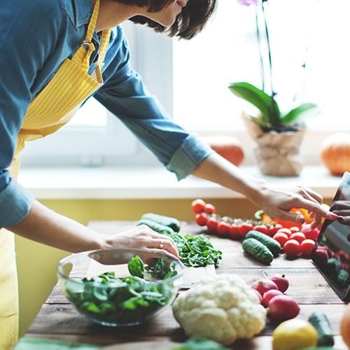 Dieta equilibrada = mejor salud y bienestar