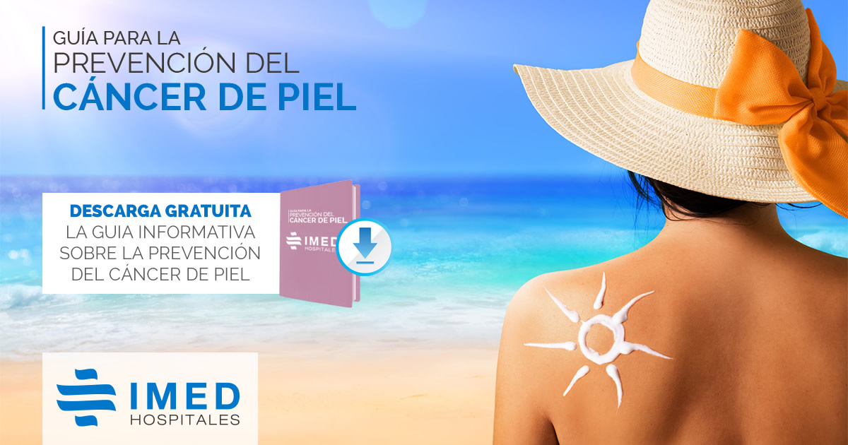 guia prevencion del cancer de piel