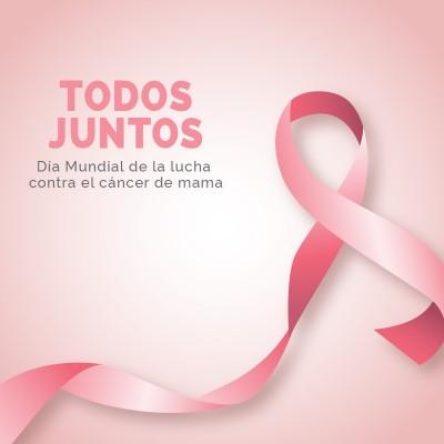 día del cancer de mama 2017