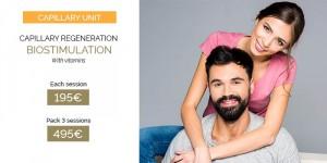 PRP hair regeneration