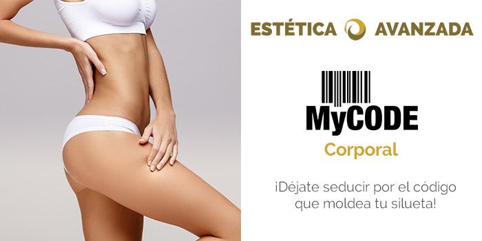 estética mycode celulitis grasa localizada