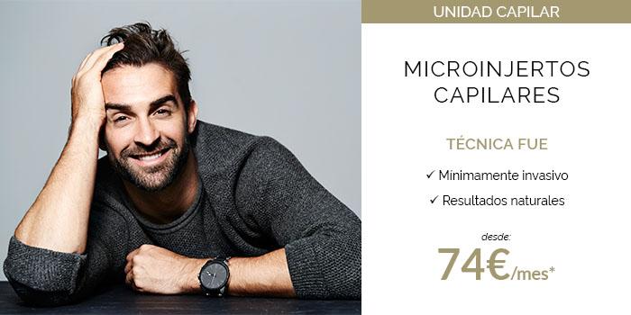 microinjertos capilares precio 2019