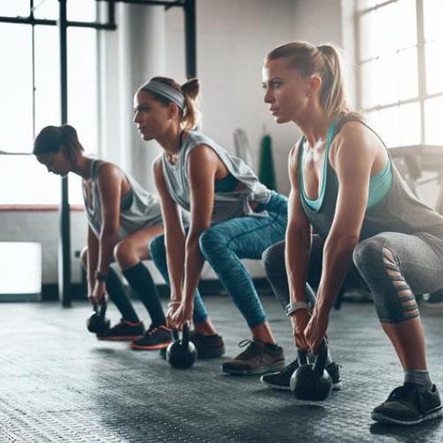 Clases estrella para combatir la celulitis en el gimnasio