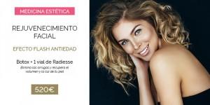 Rejuvenecimiento facial con Botox precio