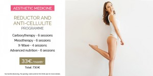 reduce volume and cellulite