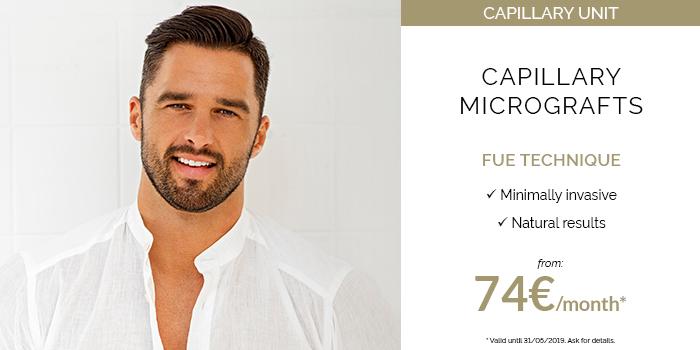 capillary micrografts price 2019