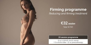 body and firming programme price 2021