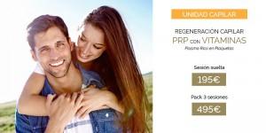 PRP Tratamiento Capilar