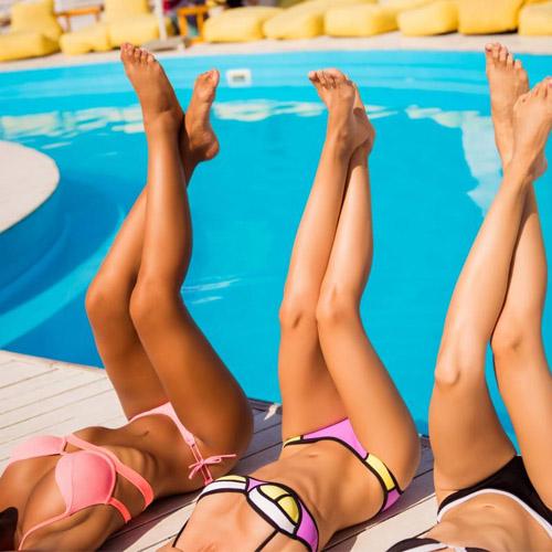 Consejos para lucir perfecta en bikini