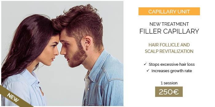 filler capillarity