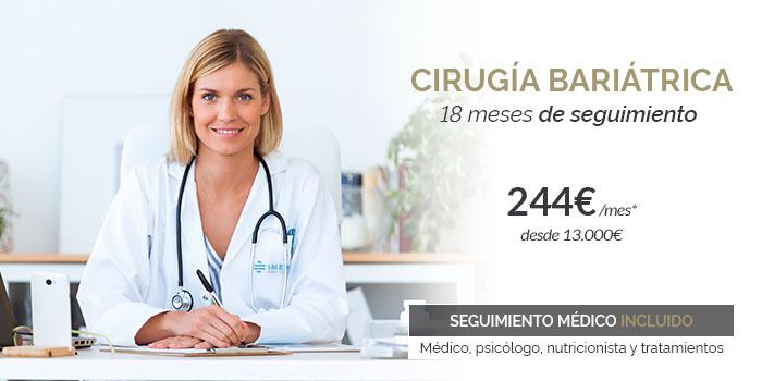 cirugía bariátrica precio 2020