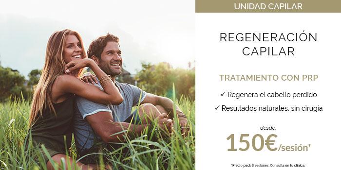 regeneración capilar precio 2019