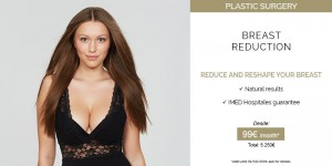 breast reduction price