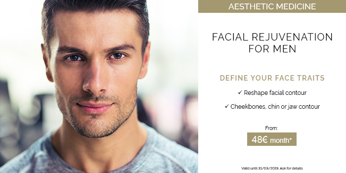 facial rejuvenation for men