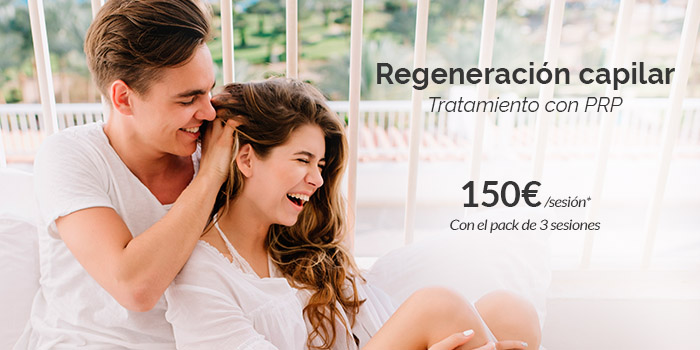 regeneración capilar precio 2021