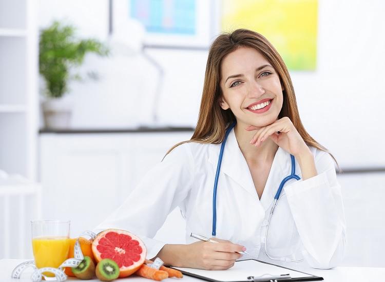 Nutrición embarazadas