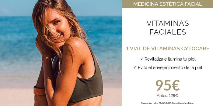 precio vitaminas faciales