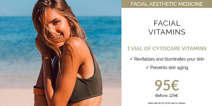 price facial vitamins