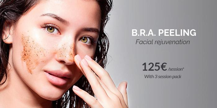 price new peeling BRA 2020