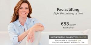 lifting facial price 2021