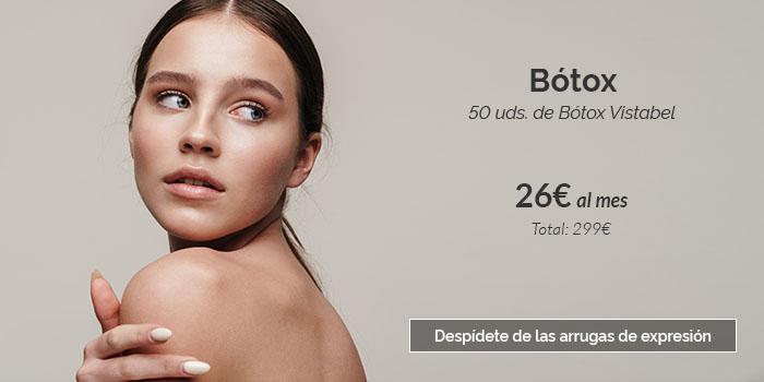 botox Vistable precio 2021