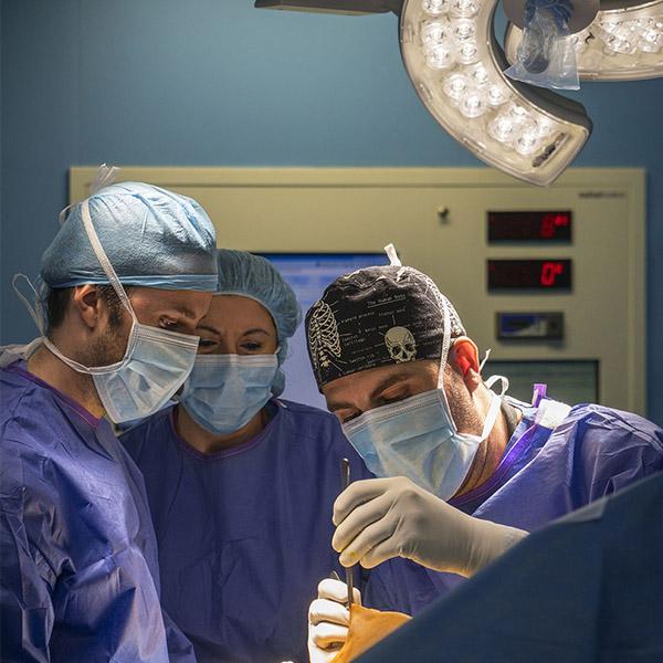 Unidad de cirugía plástica: tratamiento integral personalizado